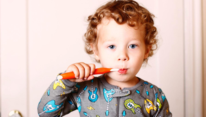 tanda balita cukup gizi, gigi anak sehat terawat